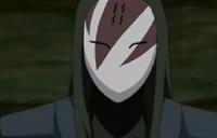 Máscara ANBU de Tsurugi