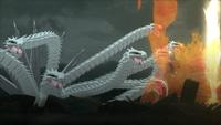 Técnica de Oito Ramificações (Orochimaru - Game)