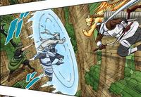Técnica do Espelho de Água Yagura Manga