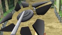 Jutsu de Manipulación de Armas Manipulación de Kusarigama