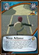 Alianza Ninja Carta