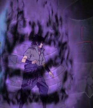 Amaterasu Envoltura de Fuego de la Llama Anime