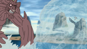 Elemento Agua Tate Eboshi Anime
