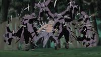 Kimimaro vs Samurai