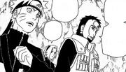 Naruto, Sakura e Yamato