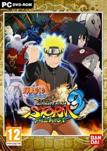 Naruto Shippūden: Ultimate Ninja Storm 3 | Naruto Wiki