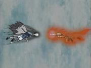 Sasuke confronta Naruto
