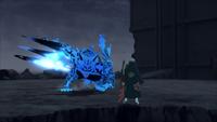 Ataque Forte da Garra do Gato (Matatabi - Game)