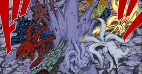 Carga Brutal das Bestas com Cauda (Mangá)
