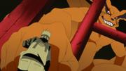 El drástico cambio en la relación entre Naruto y Kurama