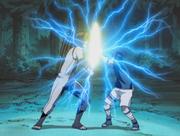 Sasuke contre Aoi