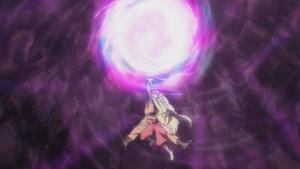 Super Chakra Rasengan de Naruto y Shion