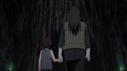 Tenzo se va con Orochimaru