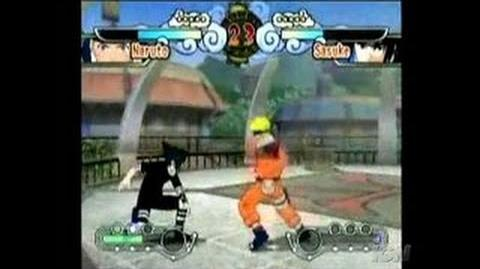 Naruto Clash of Ninja Revolution Nintendo Wii Trailer --0