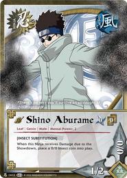Shino Aburame SL