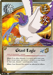 Águila Gigante TP4