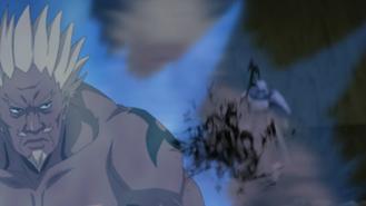 A dodges Amaterasu