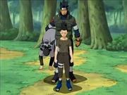 Asuma salva Shikamaru
