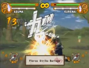Ataque Bombardeo Feroz