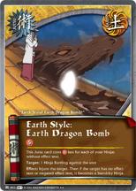 Elemento Tierra Bala Dragón de Lodo Anime.png PNG ST