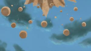 Granizo de Arena Anime