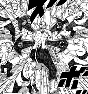 Los clones traicionan al Shin original Manga