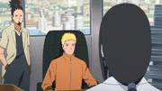 Naruto reunido con Orochimaru
