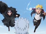 Boruto - Episódio 125: Boruto e Shinki