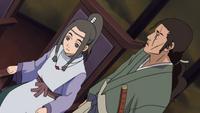 Tatewaki and Shū