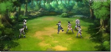 Ultimate ninja online 3