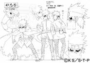 Arte Pierrot - Genin de Suna (Marionete) 2