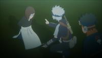 Dissipação de Genjutsu (Kakashi - Game)