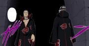 Hidan e Kakuzu aparecem