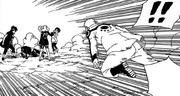 Naruto tenta salvar Himawari