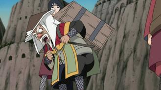 Onoki's Back Problem