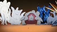 Bijus y Jinchurikis anime