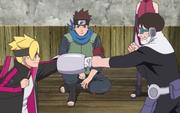 Boruto anima a Katasuke