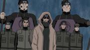 División de Protección Jinchūriki Anime