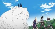 Los Huérfanos de la Lluvia aparecen ante el Equipo Asuma
