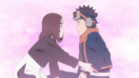 Obito Meets Rin