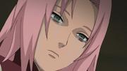 Sakura emocionalmente destruida al decidir detener a Sasuke