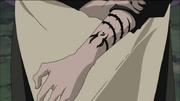 Tatouage Invocation Orochimaru