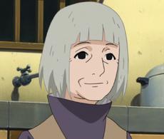 Abuela de Obito Uchiha