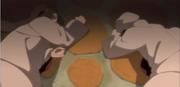 Biwako e Taji mortas