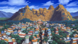 Antiga Konohagakure