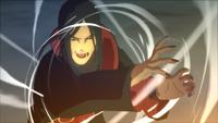 Liberação de Vento - Grande Destruição (Orochimaru - Game)