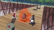 Time Kakashi VS Kabuto e Orochimaru