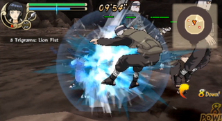 8 Trigrams Lion Fist