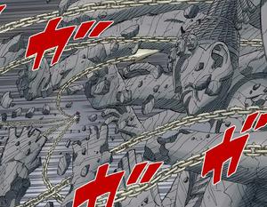 Cadenas de Diamantina Manga