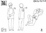 Diseño de Naruto en pijama II por Pierrot
